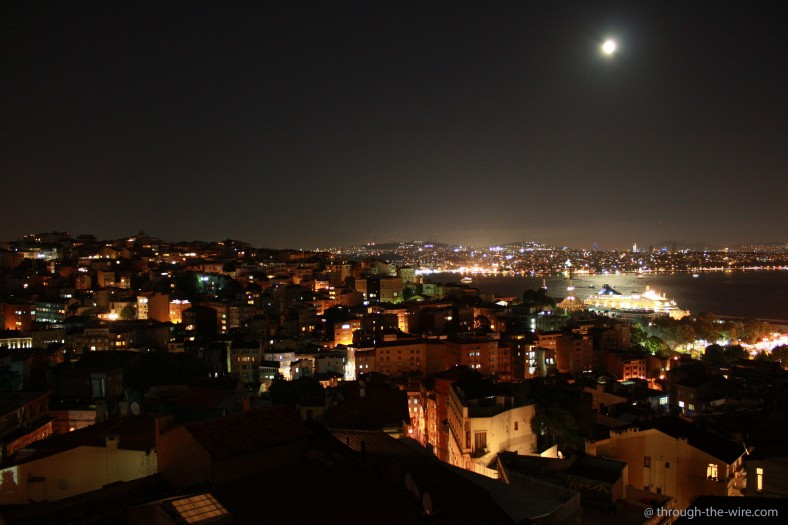 Istanbul, from Galatasaray